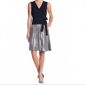 Diane von Furstenberg Heavyn Pleated Skirt
